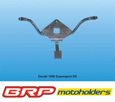 Ducati 1000 Supersport Alu Verkleidungshalter Racing für Serieninstrumente fairing holder