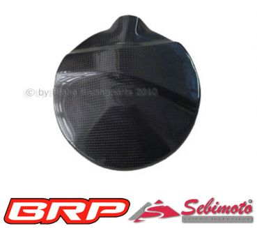Aprilia RSV4  2013-2014  Sebimoto Motordeckel rechts  Kupplungsdeckel   Engine cover right side  Clutch cover