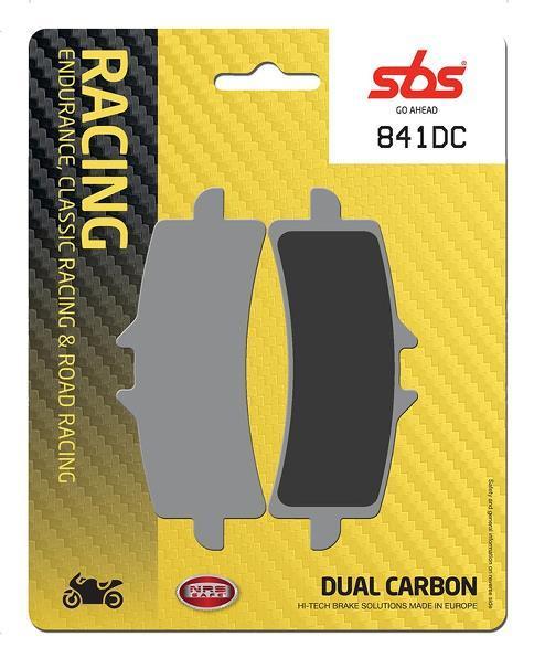 HS-Sinter Suzuki SFV 650 Gladius Bj 2009 SBS Bremsbelag VORNE Links