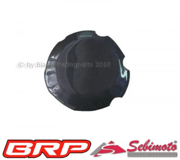 Aprilia RSV4  2015-  Sebimoto Motordeckel links  Limadeckel    Engine cover left side  Alternator cover
