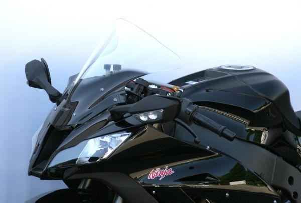 Yamaha YZF 1000 R1 2015 MRA Racing Verkleidungsscheibe klar windshield racing
