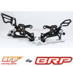 ARP Racing Fussrastenanlage Honda CBR 600 RR 2005-2006 PC37 Rear set
