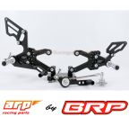ARP Racing Fussrastenanlage Triumph Daytona 675 2006-2012 Rear set